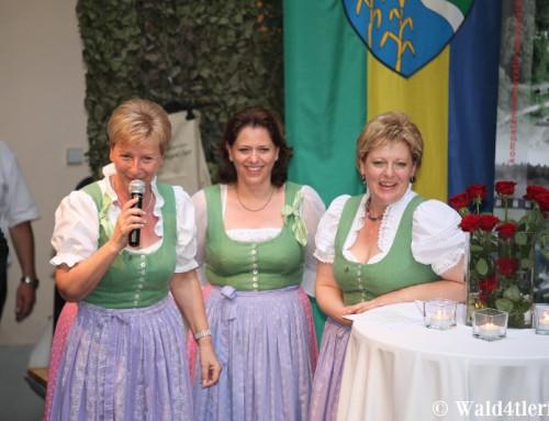 Schloss Schwarzenau: Sehr zum Wohle!