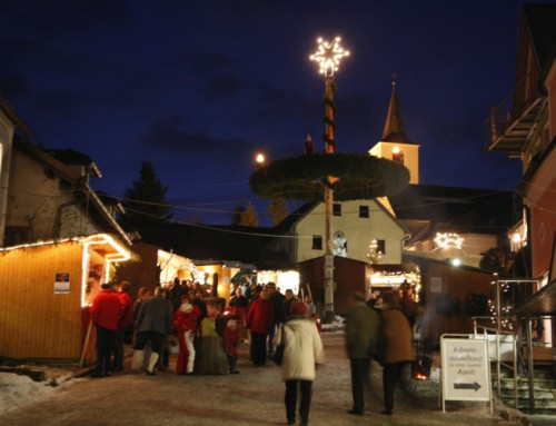 Adventmarkt Bad Traunstein