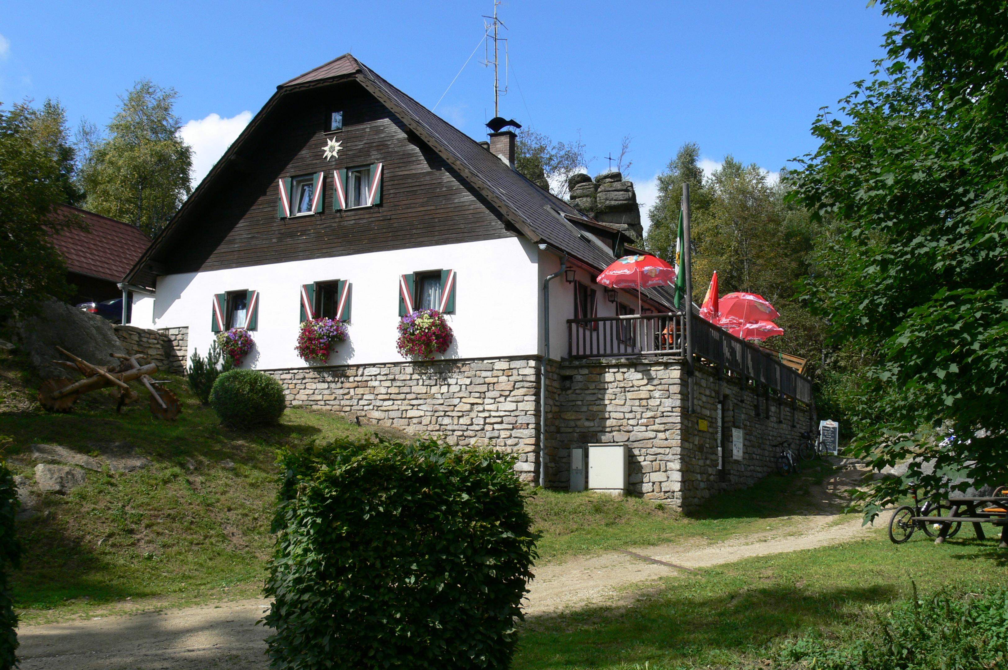 Nebelsteinhuette_COPYRIGHT Waldviertel Tourismus