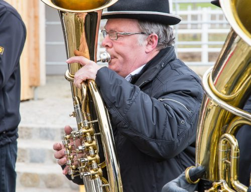 Europa feiert Blasmusik in Brand-Nagelberg