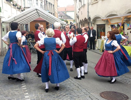 Simandlbrunnenfest in Krems