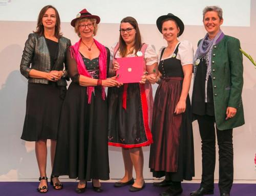 GARTENleben erhält Staatspreis
