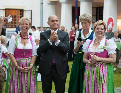 Waldviertler Wein Weiber-Benefiz 2016