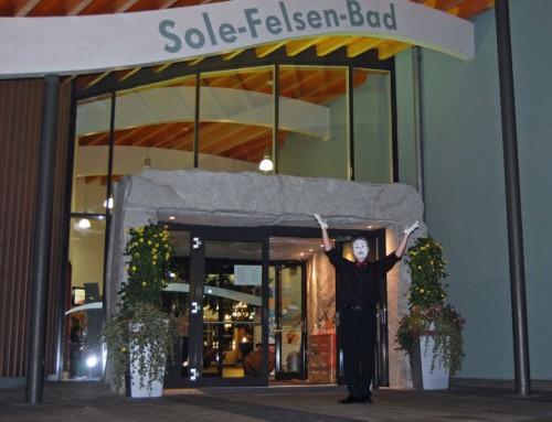 Saunafest im Sole-Felsen-Bad Gmünd