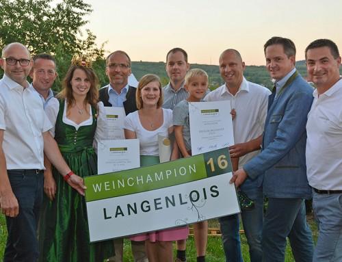 Langenloiser Weinchampions Herbst 2016