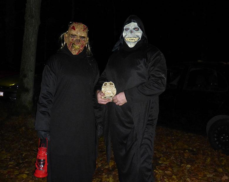 Halloween in Schrems