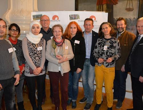 Flüchtlingshilfe Langenlois
