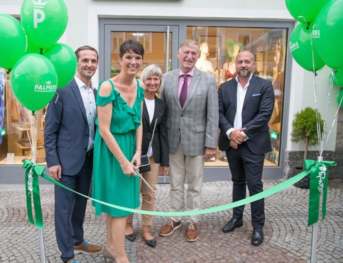 Neu eröffnet: Palmers in Zwettl
