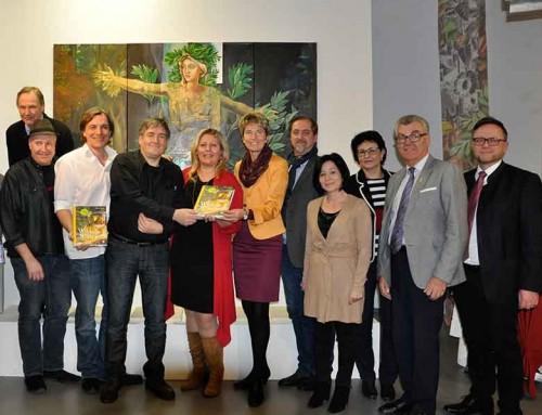 Buchpräsentation Eunike Grahofer: Wildnisapotheke