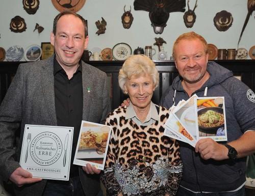 Hirschs Hausstrudel wird kulinarisches Erbe