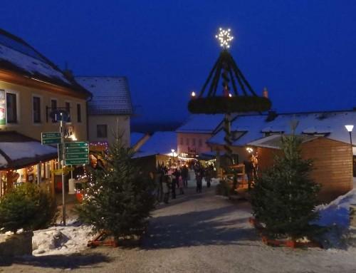 Advent in Bad Traunstein